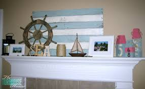 Home Decorations Images My Lazy Summer Decor The Turquoise Home