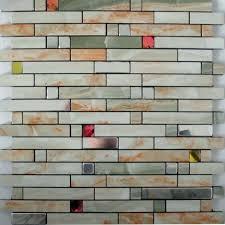stick on backsplash tiles for kitchen backsplash ideas extraordinary metal wall tiles backsplash metal