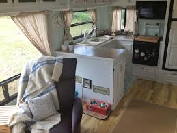 Diy Hard Floor Camper Trailer Plans Renovating Our 5th Wheel Camper A Diy Follow The High Line Home