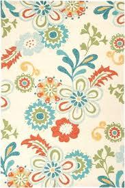 aria har20 aqua orange area rug turquoise and red rugs turquoise