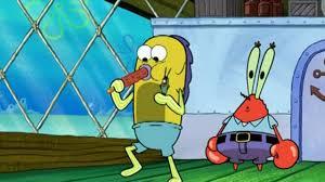 spongebob squarepants s09e19 walking the plankton video