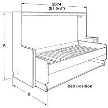 Hidden Desk Bed by Hafele U0027 U0027hiddenbed