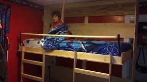 Twin Bunk Murphy Bed Kit Cameron U0026 Landen U0027s New Murphy Bunk Bed Youtube