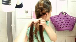 easy to do hairstyles for long hair step by step youtube