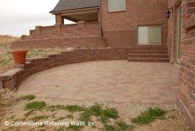 Patio Paver Blocks Denver Colorado Paver Patios And Other Paver Construction Projects