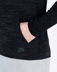 nike nike tech knit po crew jumper black men jumpers and