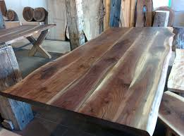 dining room table black live edge dining room tables toronto