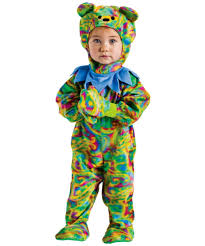 Tie Dye Halloween Shirts by Tie Dye Bear Halloween Costume Baby Costumes