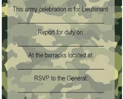 camouflage birthday invitations camouflage birthday invitations