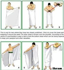 hajj steps how to perform hajj easy step by step with pictures
