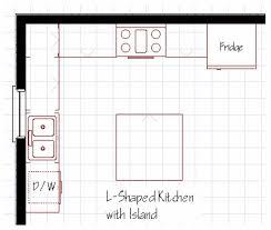 kitchen layout l shaped kitchen island layout layouts with