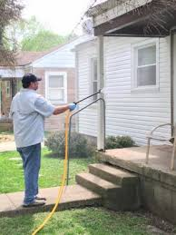 Home Exterior Cleaning Services - power washing refresh exterior cleaning services
