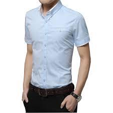 aliexpress com buy 2017 male shirt summer mens dress shirts
