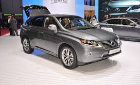 lexus rx 350 2008 2013 lexus rx350 rx450h rx350 f sport u2013 news u2013 car and driver