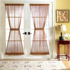 front door sidelight curtains window covering ideas image modern