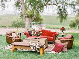 Outside Patio Furniture by Best 20 Wedding Lounge Ideas On Pinterest Rustic Outdoor Lounge