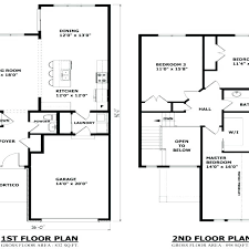 modern two story house plans modern two storey house plans thecashdollars com
