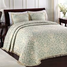 lamont home all over brocade bedspread set hayneedle
