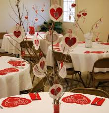 valentines table decorations charming valentine day table decorations best church functions and