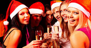 Christmas Party Night - have you booked your christmas party night yet sponsored