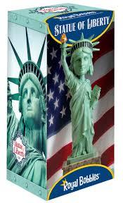 statue of liberty bobblehead walmart com