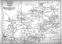Sterling Virginia Map by Hawk U0026 Badger Railroad Railroad Maps North America