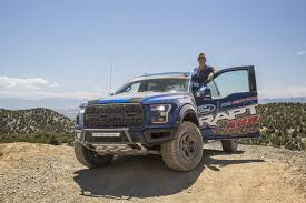 Ford Raptor With Tracks - ford performance racing raptor assault