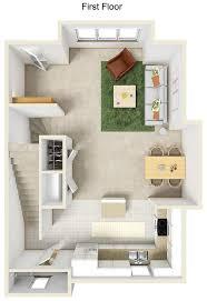 Three Story Townhouse Floor Plans Elmwood Manor Rochester Ny Townhouse Floorplans