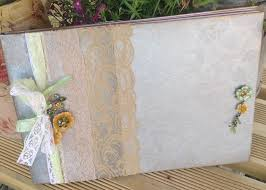vintage wedding albums wedding photograph album in vintage inspired style on luulla