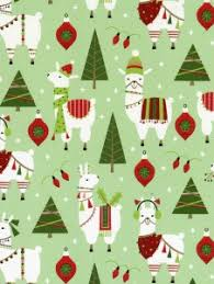 llama wrapping paper christmas creatures wrapping paper mr gift wrap