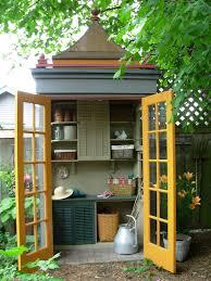 tiny potting shed inside inside jennie hammill u0027s charmin u2026 flickr