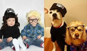 Garth Halloween Costume Wore Halloween Costume Dogs Babies Edition