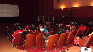 west orange residents enjoy movies and a meal at liberty middle