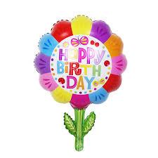 balloon wholesale diweini flowers happy birthday party decoration aluminum balloons
