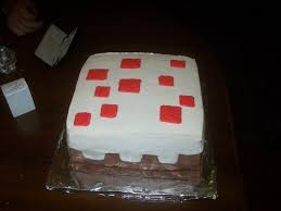 minecraft birthday cake fan art fan art show