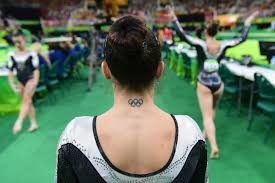olympic rings women images The 14 coolest tattoos spotted on olympic athletes glamour jpg
