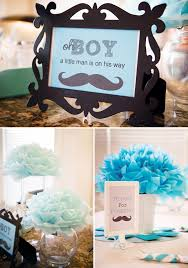 mustache baby shower theme aqua mustache baby shower hostess with the mostess