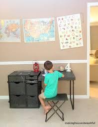 Vintage Kids Desk by Imitation Hardware U2013 Vintage Army Officer Desk Making Houses