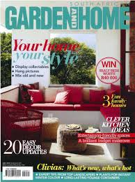 garden magazines south africa home outdoor decoration