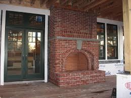wonderful red brick fireplace ideas and licious fireplace shaped