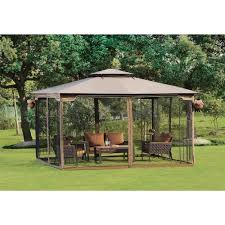 Patio Gazebos And Canopies by Patio Canopy With Mosquito Netting Home Design Photo Gallery
