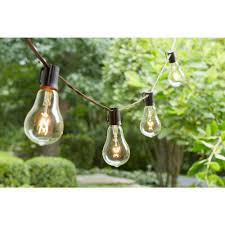 vintage style 12 light clear string lights l0012002cu01 the home