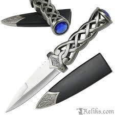 celtic knife decorative daggers at reliks