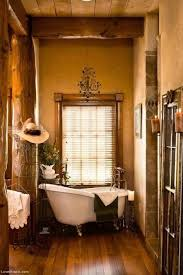 small bathroom designs with wooden ceiling and small chandelier