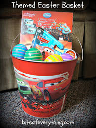 easter baskets for boys easter basket ideas bits of everything