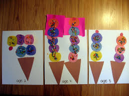 7 fun crafts for the letter i ice cream crafts craft and homeschool