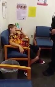 10 Year Old Blind Autistic Boy Mum Shares Distressing Footage Of Autistic Son 10 Being