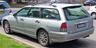 mitsubishi wagon 1990 1997 mitsubishi magna wagon auto cars