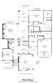 phillips creek ranch the estates at windrose the peyton home 1st floor floor plan