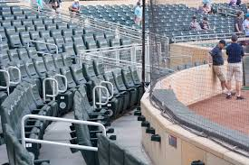 Stadium Chairs Target Minnesota Twins Seating Best Seats At Target Field